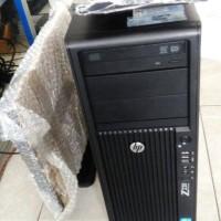 Paket Komputer Server 2nd Xeon untuk