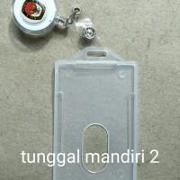 tempat ID card logo KPU