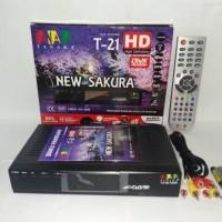 Receiver tanaka T21HD new sakura
