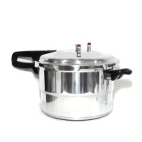 Magic Home Panci Presto 20 liter ( Full Stainless Steel ) - Silver