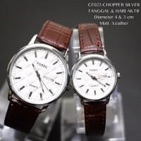 Jam tangan couple DW daniel wellington grosir import termurah fossil