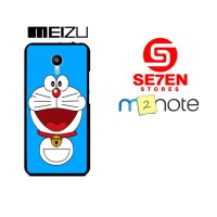 Casing HP Meizu M2 Note doraemon Custom Hardcase