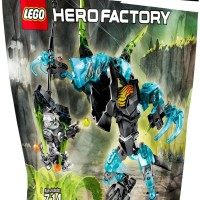 Lego 44026 Hero Factory CRYSTAL Beast vs. BULK Kado Murah Original