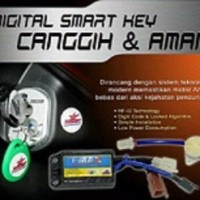 Evans Digital SmartKey Yamaha Mio 125 Bluecore ALARM MOTOR ANTI MALI