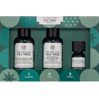 The Body Shop Special Price! TEA TREE MINI / STARTER KIT