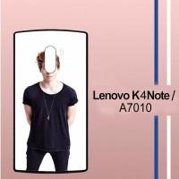 Casing Custom Hardcase Polycarbonate Hp Lenovo K4 Note Lenovo A7010