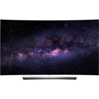 LG TV OLED 65C6P 65 In CURVED UHD 4K 3D SMART TV di atas 65B6T