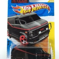The A Team van Hot Wheels
