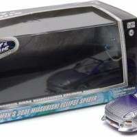MITSUBISHI ECLIPSE SPYDER 2001 scala 1 43 Fast Furious by GREENLiGHT