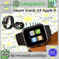 Smart watch A9 Apple 9 Smartwatch Original Black Gold