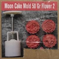Jual Cetakan Kue Mold Moon Cake 50gr Murah