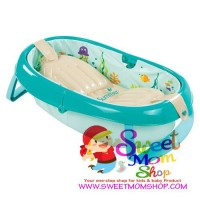 Sweetmomshop Summer Infant Fold Away Baby Bath