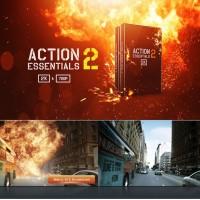 Video Copilot - Action Essentials 2 EFFECTS Footage HD + Tutorial 720p