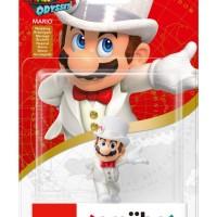 Amiibo Wedding Type Figure (Mario) - Super Mario Odyssey