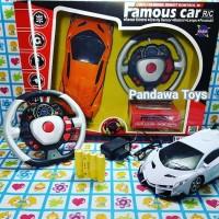 Mobil Remot Kontrol/Mobil Remote Control/Mainan Mobil Famous Car (R/C)