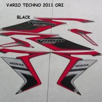 striping motor honda vario techno 2011 ori