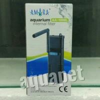 Amara AA-1000L internal filter mini celup nano aquascape