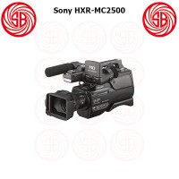 Jual Camcorder Sony Professional MC 2500 ; HXR-MC2500 ; Kamera Video MC2500 Murah