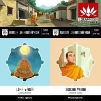 Komik Dhammapada 26 Vagga (Pilih Edisi)
