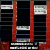 Kartu Source Telkomsel Simpati Nomor Cantik 0812 80000 337 Daftar Update Source Jual .