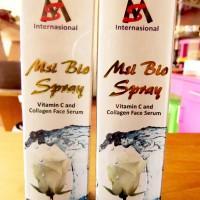 BIo Collagen MSI Bio Spray Vitamin C And Collagen Face Serum Original