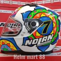 Helm NOLAN N64 CHAZ DAVIES SEPANG Bukan Arai Kbc Shark Agv Shoei