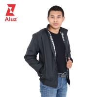 Jual Jaket Bomber Mayer Aluz™ Black High Quality 100% Original Garansi Murah