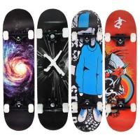 Skateboard Full set Maple Printing 8.0 - ModelRandom(14DAYS)