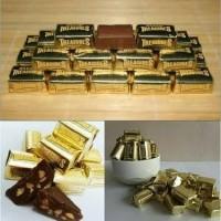 Jual Coklat Delfi Treasures Almond 500gr Murah