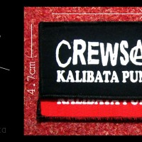 EMBLEM / PATCH PUNK CREWSAKAN
