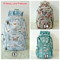 CK308 Backpack Cath Kidston Jumbo 4Slet