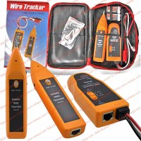 Phone Cable Tracer Wire Tracker WH806C Tester Konektifitas Kabel