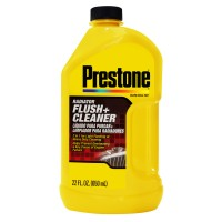 PRESTONE RADIATOR FLUSH + CLEANER 650 mL