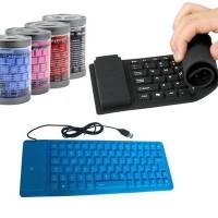 KBBT-002 Bluetooth Flexible Keyboard Mini Foldable