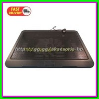Meja E Table, Stand Laptop Cooling Pad, Cooling Fan Cooler Laptop,