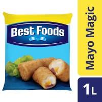 BESTFOODS MAYO MAGIC STR - 1L