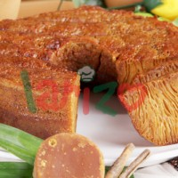 Bika Ambon Bulat Gula Jawa asli dari Larizo Jogja