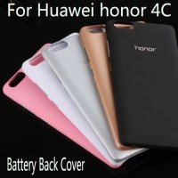 CASE Huawei Honor 4C Original Backdoor Back Cover Case Tutup Belakang