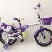 PROMOSI KHUSUS GO SEND Sepeda Lipat Anak LKF161