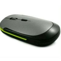 Jual [Buy 1 Get 1] Mouse Ultra Slim Usb Wireless for Compute Murah Murah