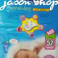 Harga dijual pampers bayi sensi perekat nb 52 popok bayi sensi dry u au 51f | Pembandingharga.com