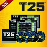 SALE Diskon Paket DVD Olahraga FOCUS T25 Alpha Beta Gamma With Shaun T