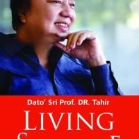 BARU Buku Living Sacrifice Dato Sri DR Tahir (Sc) . Alb Limited