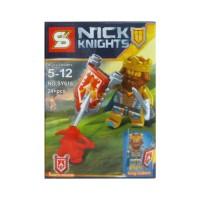 Lego (SY) Nick Knight (SY616) King Halbert