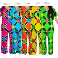Jual Setelan Daster Celana Batik Piyama Baju Rumah Tidur GP16 Murah