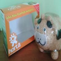 Jual 38 - Boneka Horta Boneka Sapi Kucing Babi Monyet Beruang Kambing Murah