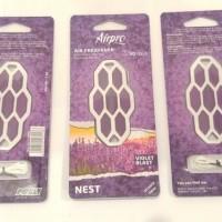 Harga parfum pewangi pengharum mobil gantung violet blast airpro | Pembandingharga.com