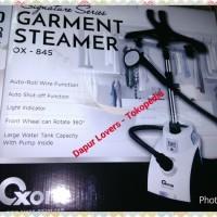 terbaik Oxone Steamer OX-845 , Setrika Uap Laundry Hotel Rumah