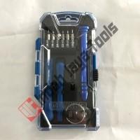 (Murah) Obeng HP Jam / Smart Phone Repair Tool Set Kit C-Mart 17 pcs