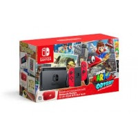 Super Mario Odyssey Switch Bundle Japan Version